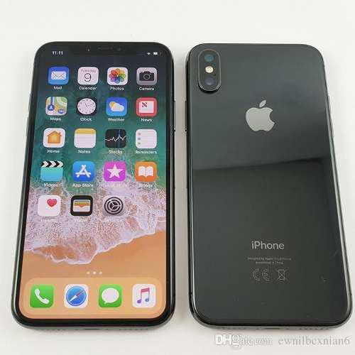 iPhone X 256 Gb Iphonex Bateria Al 90% Impecable