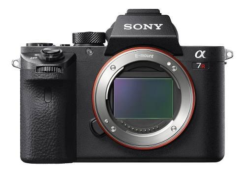Camara Digital Mirrorless Sony Ilce-7rmii 7rm2 4k Full Hd
