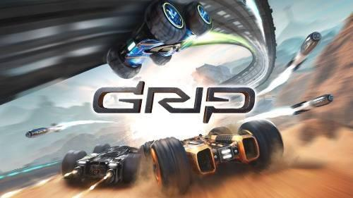 Grip: combat racing + juego de regalo | pc digital