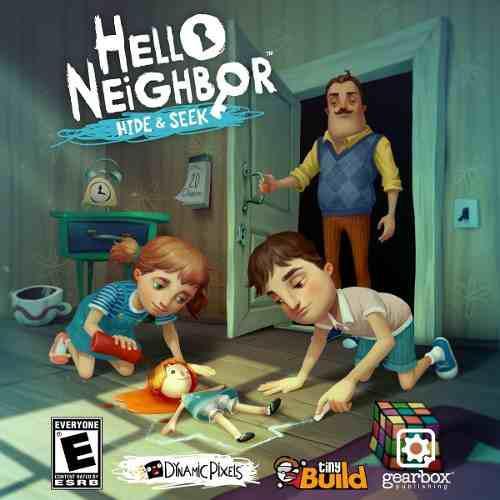 Hello neighbor hide and seek + juego de regalo | pc digital