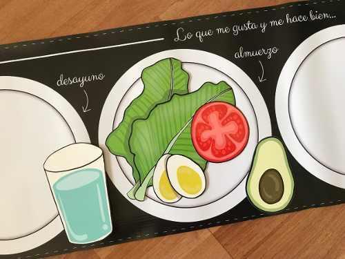 Kits De Réplicas De Alimentos Para Nutricionistas