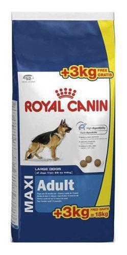 Royal Canin Maxi Adulto 15+3k Gratis Env Zona Oeste S/cargo