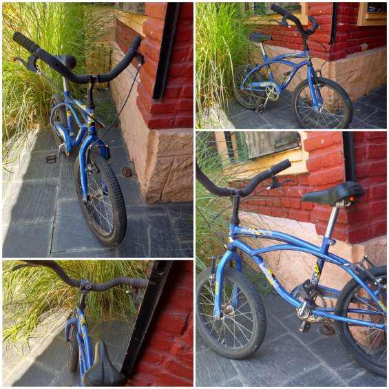 Vendo bicicleta rodado 16 en Villa Adelina