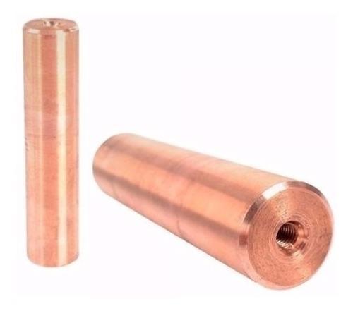 2 unid. ánodo de cobre repuesto p. boya ionizadora solar