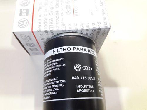 Filtro de aceite + filtro de aire de volkswagen gol 1.4