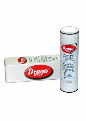 Filtro de repuesto original para purificador de agua drago