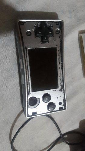 Game Boy Micro + Ez Flash 4