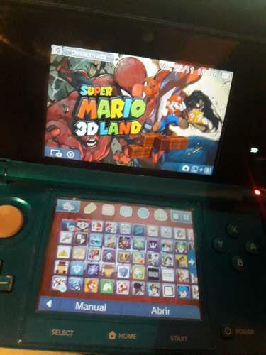 Nintendo 3ds Old Con Mas De 45 Juegos!