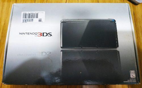 Nintendo 3ds Super Completa En Caja, Flash 16gb Descuento700