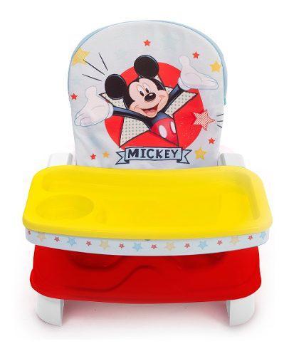 Silla Booster Para Comer Bebé Pooh Minnie Mickey Disney