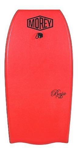 Tabla Bodyboard Morey Baja Pro 42.5 Roja Blanca