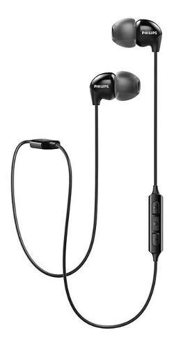 Auriculares bluetooth philips con microfono shb3595bk/10