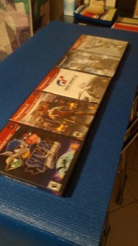 Juegos Play 2 Originales De Coleccion