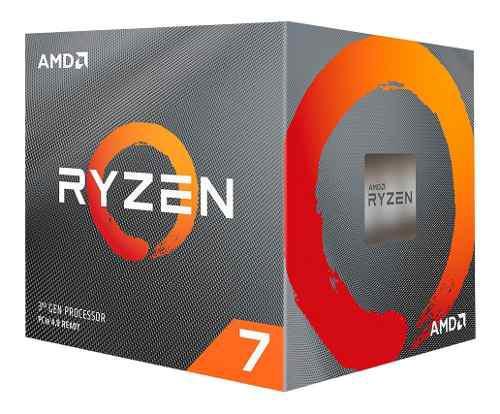 Micro Procesador Amd Ryzen 7 2700x 4.3ghz Octacore Mexx 2