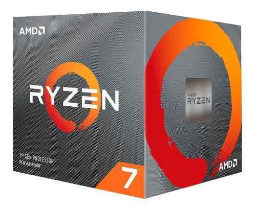 Micro Procesador Amd Ryzen 7 3800x 4.5 Ghz Am4 2