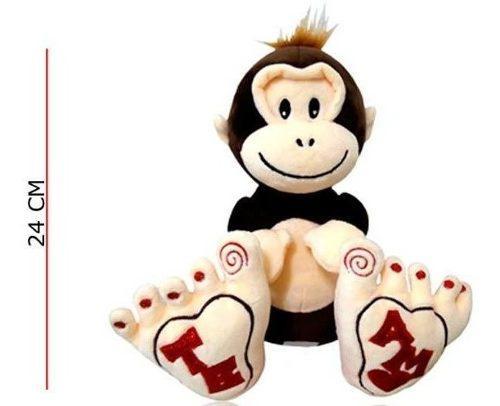 Mono c patas grandes 24 cm peluches charko 5300