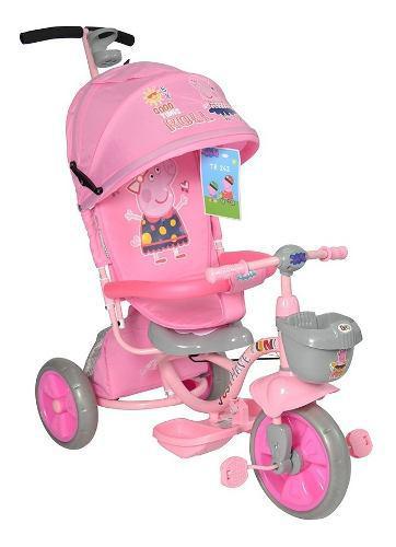 Triciclo bebe infantil direccional chango envio gratis
