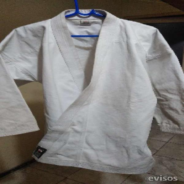 Vendo karategui en excelente estado talle 48 shiai pesado en