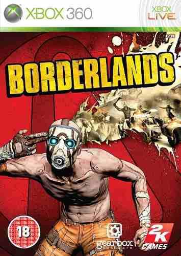 Borderlands - Juego Xbox 360 - Entrega En El Dia !