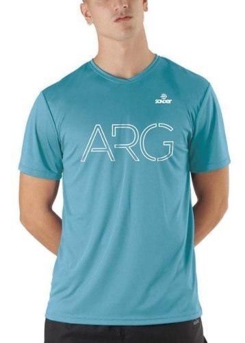 Camiseta seleccion argentina voley entrenamiento sonder