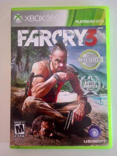 Juego Far Cry 3, Xbox 360!!