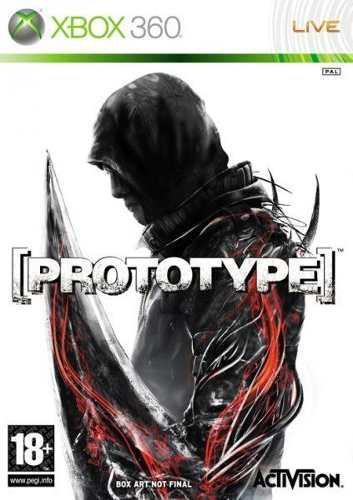 Juegos prototype ntsc para xbox 360 original