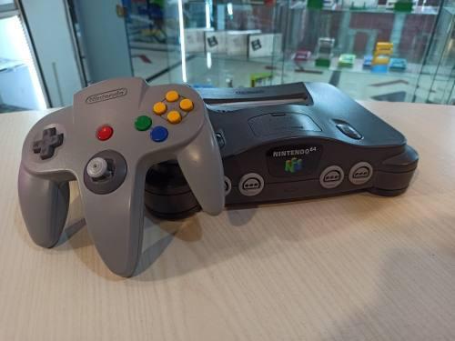 Nintendo 64, Local Belgrano