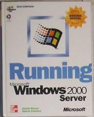 Running microsoft windows 2000 server - russel - crwford