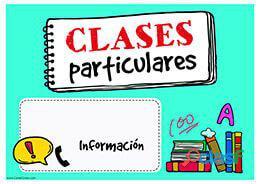 CLASES DE MATEMÁTICA, QUÍMICA, FÍSICA, OTRAS 1