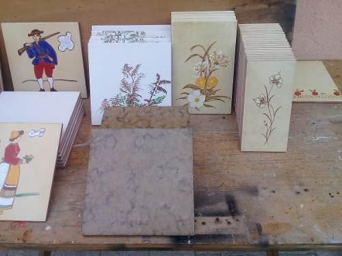 Ceramicas esmaltadas - reposicion decoración artesanias