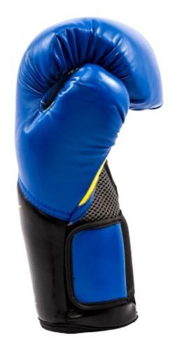 Guantes boxeo everlast elite kick boxing 8 10 12 14 16 oz