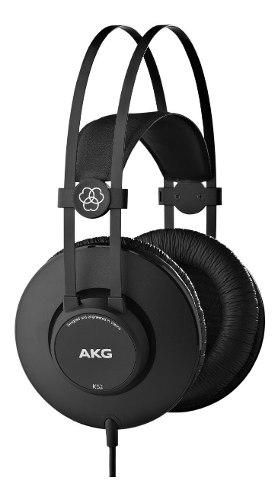 Auricular cerrado akg k52 perception profesional estudio dj