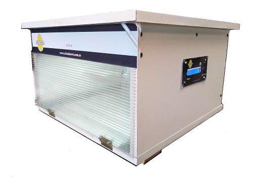 Incubadora rovi automática lcd50+envio