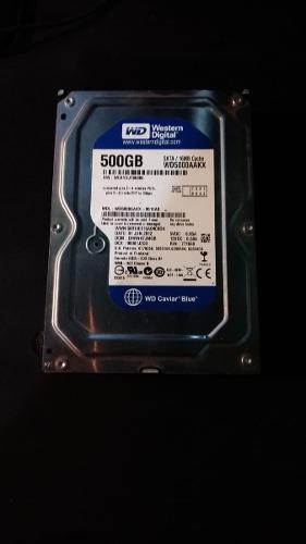 Discos rigidos western digital blue 500gb 16mb