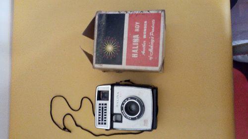 Antigua camara halina roy 127 de coleccion vintage