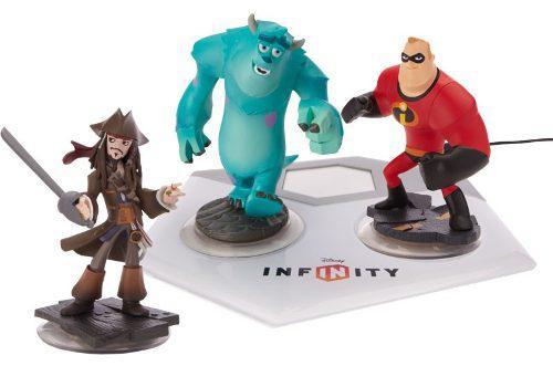 Disney infinity wii starter pack excelente estado