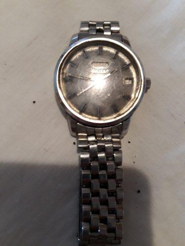 Reloj antiguo citizen automatico crystal seven 21jewels 37mm
