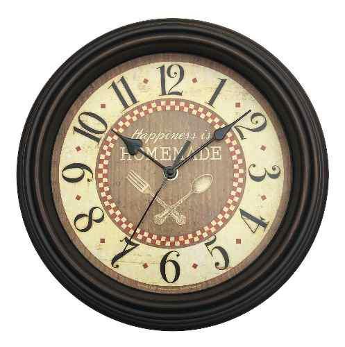 Reloj de pared estilo antiguo vintage cocina - rex