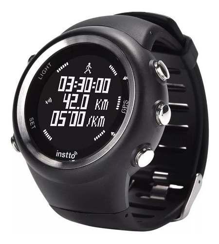 Reloj inteligente insport3 gps sumergible deportivo instto
