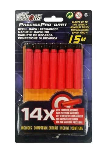 Repuestos dardos utek de precisión 14u alex m725 mm