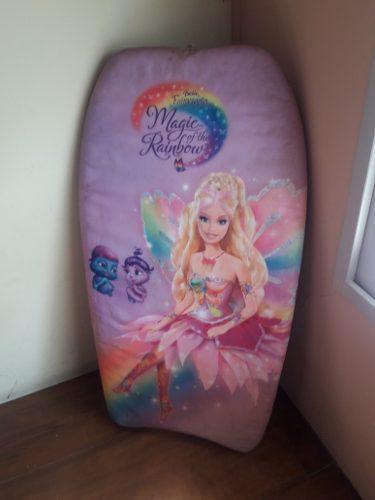 Tabla de barrenar con dibujo de princesas
