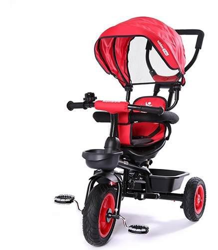 Triciclo infantil trike rainbow -capota- reforzado ! envios