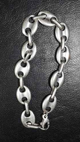 Antigua pulsera hombre material plata 0.900 lote 1005