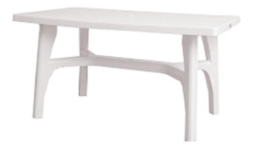 Mesa rectangular plastica