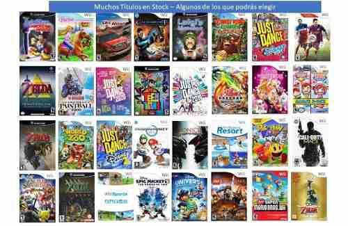Wii - wii u - juegos wii (guia digital) - en el dia