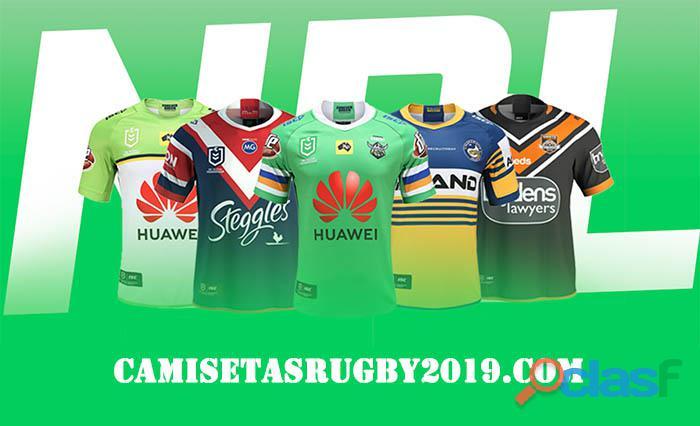 Comprar camisetas nrl rugby 2019