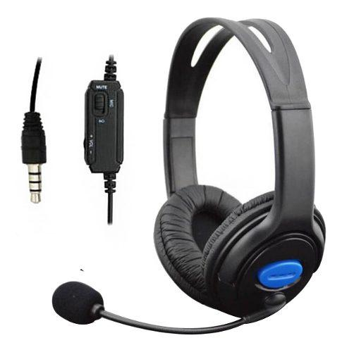 Auricular con microfono call center voip telefonia juegos