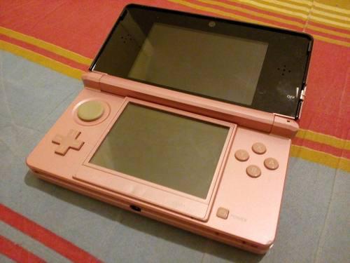 Nintendo 3ds +32gb hasta 15 juegos pokemon otros a elección