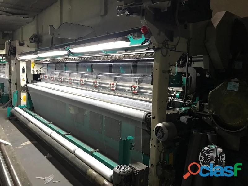 Maquinas textil rectilinea telar ketten karl mayer