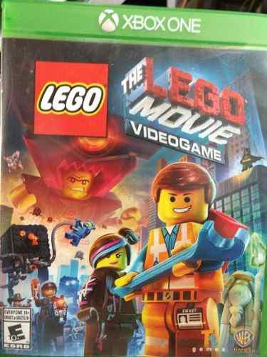 Juego Xbox One Lego The Movie Original Físico Usado